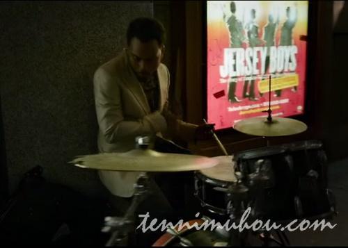 ジャズ・ドラムマン