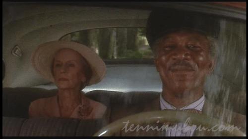 デイジーを乗せてご満悦のホーク