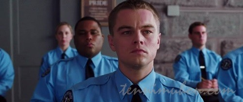 警察学校でのコスティガン