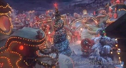 フーヴィルのクリスマス