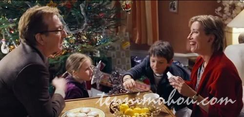 クリスマスのハリー家