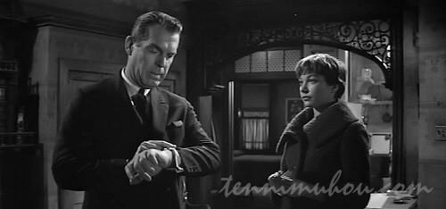 【アパートの鍵貸します】フレッド・マクマレイとシャーリー・マクレーン