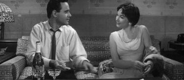 【アパートの鍵貸します】ジャック・レモンとシャーリー・マクレーン