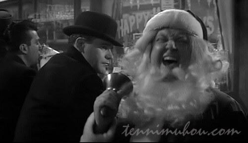 サンタクロースとジャック・レモン