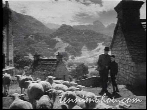壮大なロンダの谷