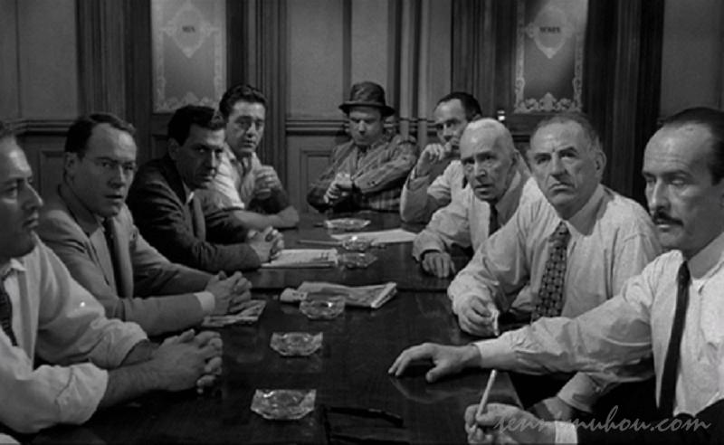 12人の陪審員達