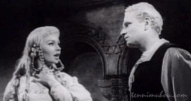 【ハムレット(1948)】あらすじと観た感想。シェイクスピアの「悲劇」?