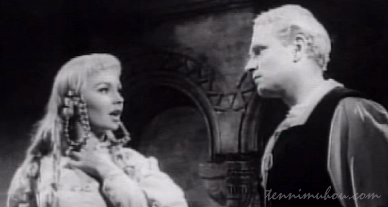 【ハムレット(1948)】あらすじと観た感想。シェイクスピアの悲劇