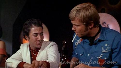 【真夜中のカーボーイ】ダスティン・ホフマンとジョン・ボイト