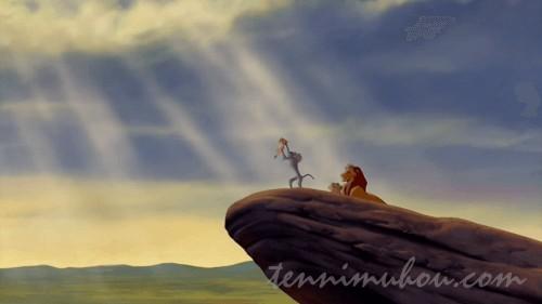 子ライオンのお披露目会
