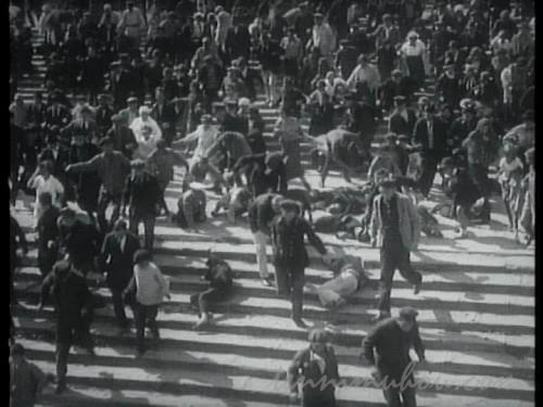 オデッサの階段の虐殺