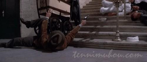 大階段のアンディ・ガルシア2