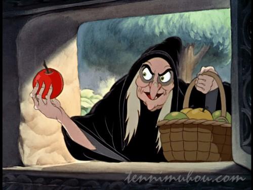 りんごをどーぞー