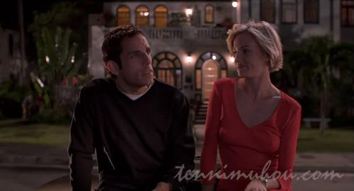 デートするテッドとメリー