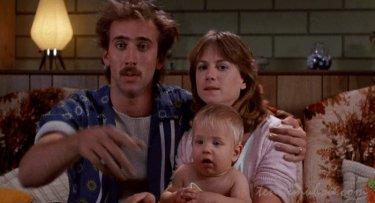 【赤ちゃん泥棒】あらすじと観た感想。コーエン兄弟初期のコメディ