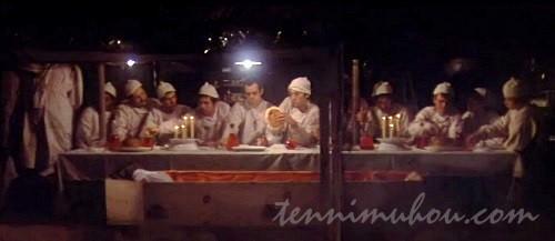 【M★A★S★H】最後の晩餐