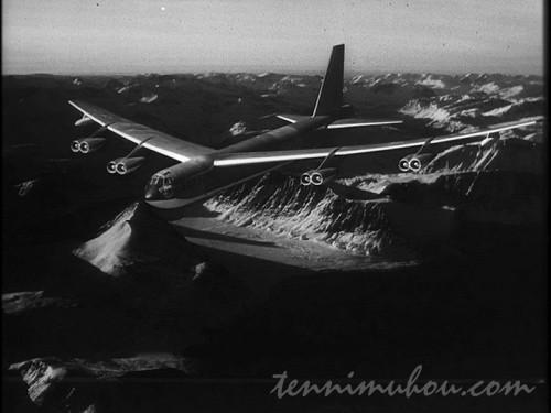 空飛ぶB52