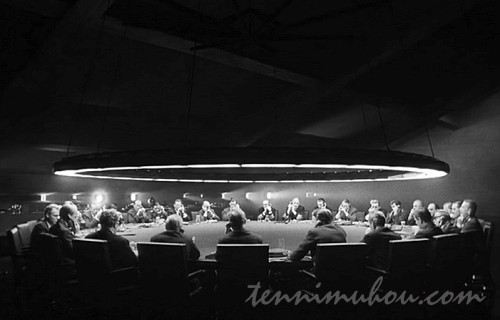 ペンタゴン戦略会議室