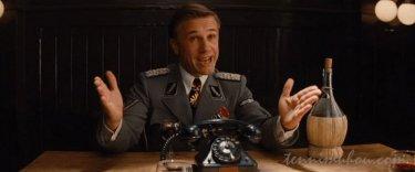 【イングロリアス・バスターズ】グロくないけど?ヒトラーもかわいいし