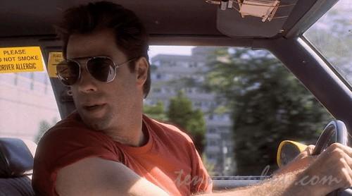 タクシー運転手ジョン・トラボルタ