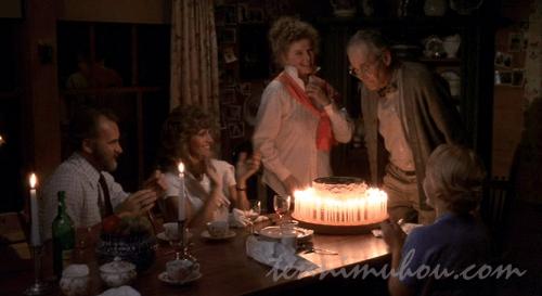 ノーマンの80歳の誕生日