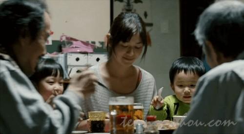 斎木家の夕食