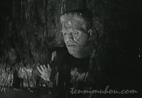 地下水道の怪物