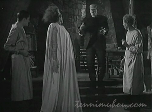 フランケンシュタインの花嫁