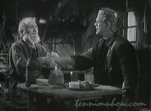 老人と怪物