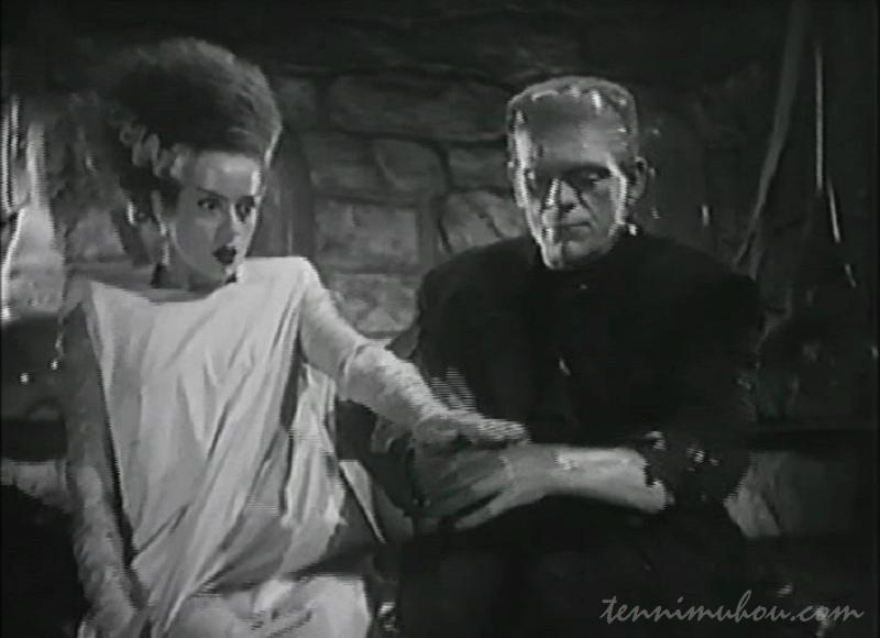 【フランケンシュタインの花嫁(1935)】結末が哀しすぎる!