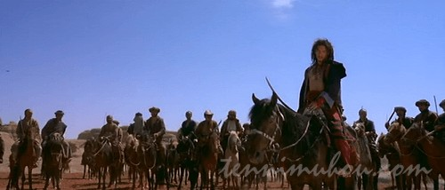 砂漠の盗賊ロー