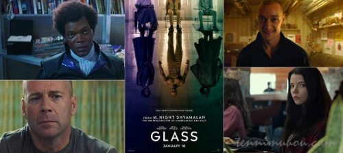 アンブレイカブルとスプリットの続編、ミスターガラスについて考察