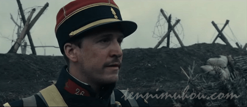 フランス軍中尉