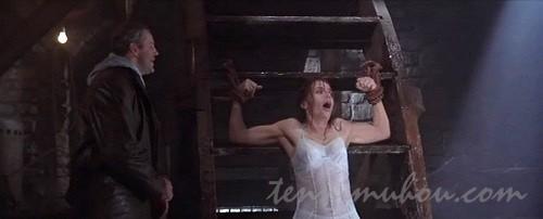 【ロング・キス・グッドナイト】ジーナ・デイヴィスとデヴィッド・モース