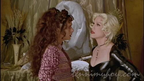 ヴァレリア・ゴリノとマドンナ