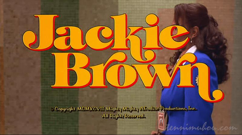 ジャッキー・ブラウンタイトル