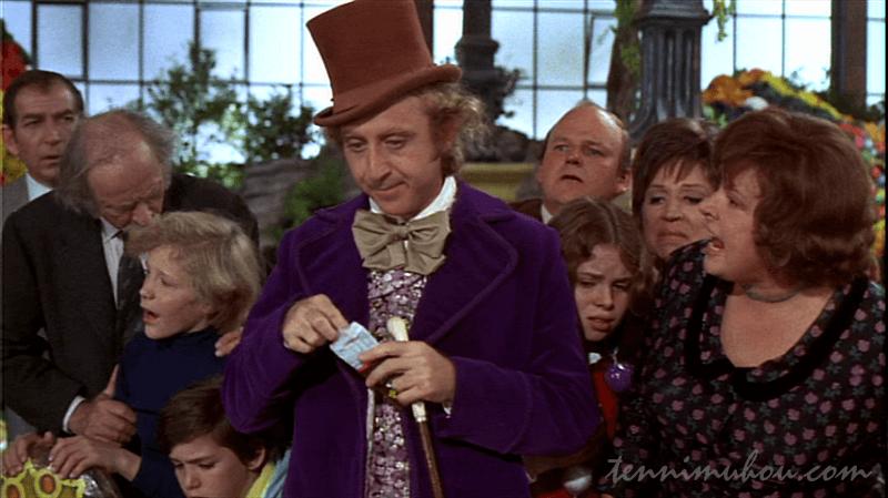 【夢のチョコレート工場】あらすじと観た感想。ウンパルンパは橙色