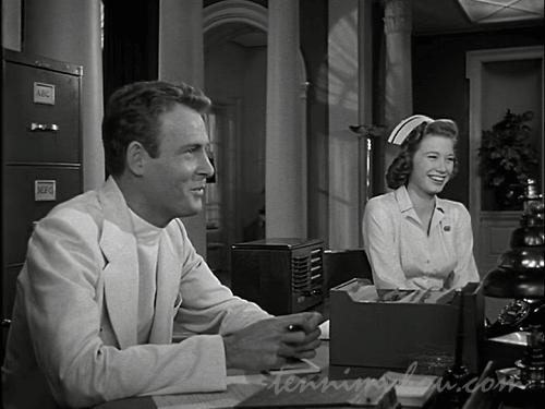 サンダーソン医師とケリー