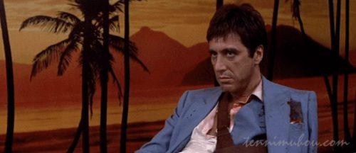 【スカーフェイス(1983)】あらすじと感想。世界は俺の…もの?