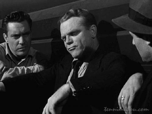 【白熱(1949)】あらすじと観た感想。マザコンキャグニーの怪演!