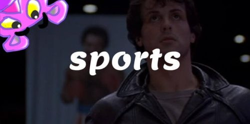 映画カテゴリー・ジャンル(スポーツ)