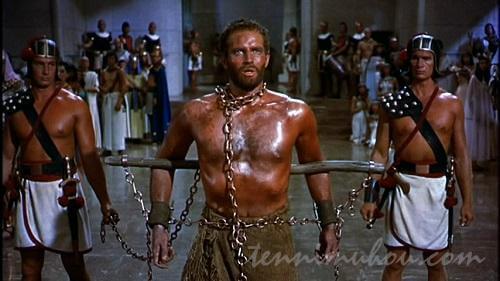奴隷に身を落としたモーセ
