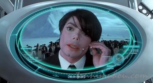MIBに入れて欲しいマイケル・ジャクソン