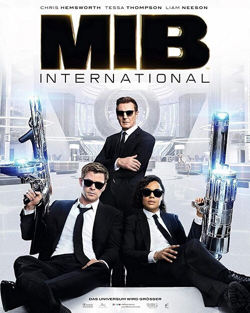 ©Internet Movie Database/Men in Black: International