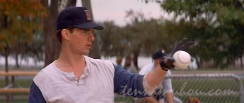 野球大好きキャフィ中尉