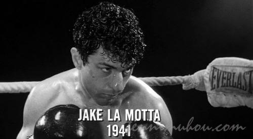 1941年のジェイク・ラモッタ