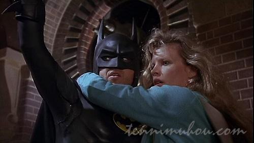 バットマンとビッキー