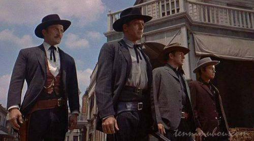 【OK牧場の決斗(1957)】あらすじと観た感想