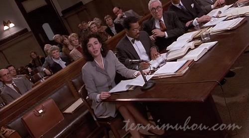 アンディの不当解雇に関する裁判