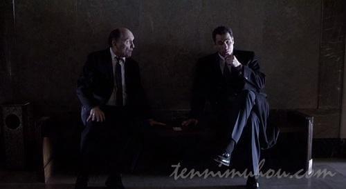 廊下で示談に持って行くジェリー